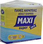 Maxi Super Care Medium No.3 15τμχ