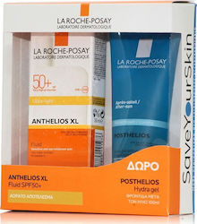 La Roche Posay Anthelios XL Ultra Light Fluid SPF50+ & Posthelios Hydra Gel After Sun