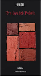 Ardell Pro Lipstick Palette Natural