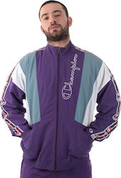 Champion Reverse Weave Full Zip Windbreaker Track Top 211988-VS025