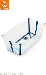 Stokke Flexi Bath Transparent Blue