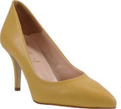 Alessandra Paggioti 83001 Yellow Leather
