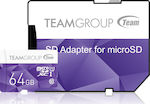 TeamGroup Color SDXC 64GB U1 with Adapter