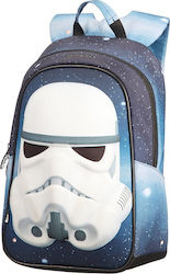 Samsonite Star Wars Ultimate S + Junior Stormtrooper Iconic 73354-5606