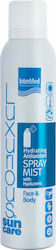 Intermed Sun Care Spray Mist Hydrating Antioxidant Face & Body 200ml