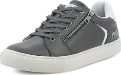 Ανδρικά Sneakers Lee Cooper Sheldon (PRAB0125S Grey)