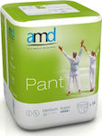 Activ Medical Disposable Pant Super Medium Νύχτας 20τμχ