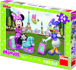 Minnie in Paris 24pcs (35147) Dino