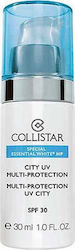 Collistar City Uv Multi Protection Pump SPF30 30ml
