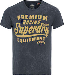 Superdry Prenium Equipment Tee Anthracite