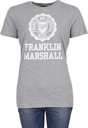 Franklin and Marshall T-Shirt W ( TSWF586ANS18-0397 )