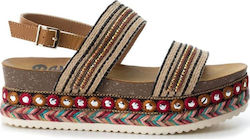 Flatforms Refresh camel (64397)