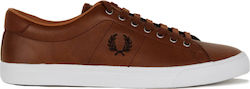 Fred Perry Underspin Leather Tan (B9092 F98)