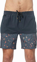 GLOBE DION FLECK POOL SHORTS BLACK
