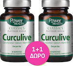 Power Health Classics Platinum Curculive 2 x 30 κάψουλες