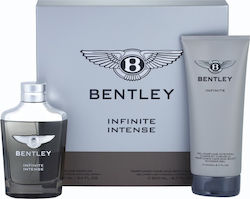 Bentley Infinite Intense Eau de Parfum 100ml & Shower Gel 200ml