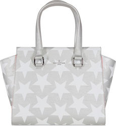 Pauls Boutique Bethany PBN126995 Silver / White