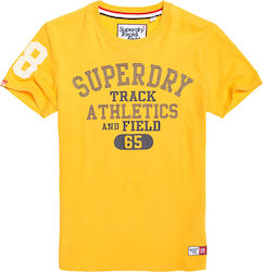 Superdry Trackster Yellow M10012PQ-PG5
