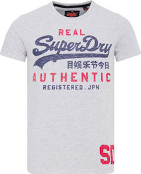 Superdry Vintage Authentic Light Grey