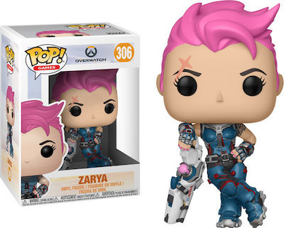 Pop! Games: Overwatch - Zarya 306