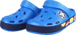 Coqui Clogs Froggy 8802 Sea Blue/Navy
