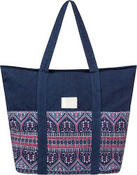 Roxy Folk Singer Beach Tote Bag ERJBT03089-BND5