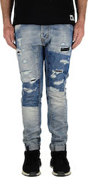 Cover Biker Blue Denim (6541)