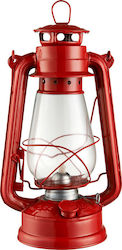 OZtrail Hurricane Lantern Red