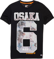 Superdry Osaka 6 Photographic Lite Black