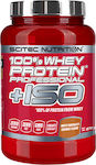 Scitec Nutrition 100% Whey Professional + ISO 870gr Strawberry White Chocolate