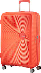 93899d7485 American Tourister Soundbox Spinner Exp 88474 7067 Large