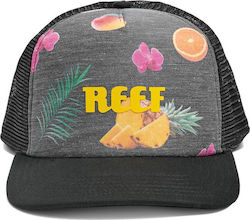 REEF COLORS HAT YELLOW