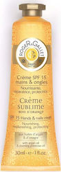Roger & Gallet Hand Cream Bois D' Orange Hand Cream Sublime Mains & Ongles 30ml