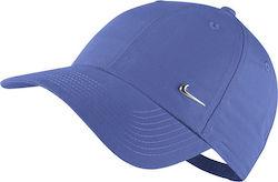 Προσθήκη στα αγαπημένα menu Nike Heritage Metal Swoosh Cap 340225-478 Blue 5d5f60ebaa5b