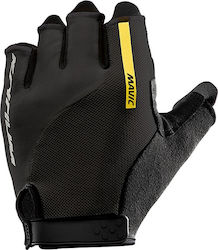MAVIC KSYRIUM ELITE GLOVE Black Γάντια