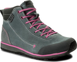 Μποτάκια πεζοπορίας CMP - Kids Elettra Low Hikings Shoes 38Q9884J Acciaio U720