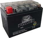 Power Batteries Gel 8.6Ah (YTZ10S)