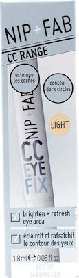 Nip+Fab Dark Circle CC Eye Fix Light 1.8ml