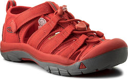 Σανδάλια KEEN - Newport H2 1018271 Firey Red