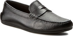 Μοκασίνια CLARKS - Reazor Drive 261232447 Black Leather