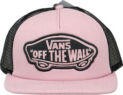 Vans Beach Girl VN000H5LLZX Pink Black