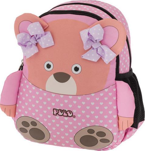 816c274f40 Προσθήκη στα αγαπημένα menu Polo Animal Junior Pink Bear