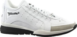 Dsquared2 Runner Sneakers in White