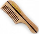 1541 London Slim Moustache Comb BC10