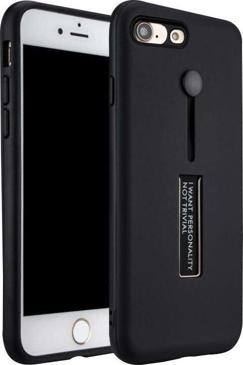 d9cb9eedc8 Προσθήκη στα αγαπημένα menu Apple iPhone 8 Case / iPhone 7 Plus- Case TPU  Hard Silicone Back Cover Kickstand