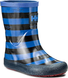 Γαλότσες HELLY HANSEN - Nordvik Graphic 112-17.689 Evening Blue/Olimpian Blue/Flag Red/Reflective