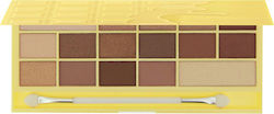 Revolution Beauty I Heart Makeup Naked Chocolate Palette
