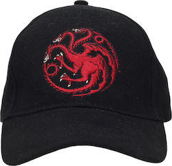Sd Toys Game Of Thrones Targaryen Logo SDTHBO89712 Black