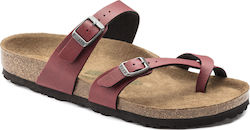 Birkenstock Mayari Pull Up 1009516 Bordeaux