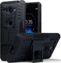 Terrapin Rugged Armor Mαύρο (Xperia XZ2 Compact)